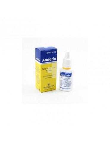 Amidrin 1 mg/ml Solución Para Pulverización Nasal.