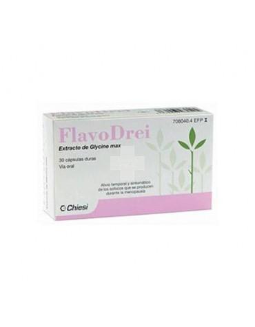 FLAVODREI 40 mg 30 CAPSULAS DURAS