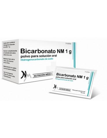 BICARBONATO NM 1 G POLVO PARA SOLUCION ORAL 42 SOBRES