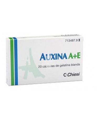 Auxina A+E cápsulas blandas