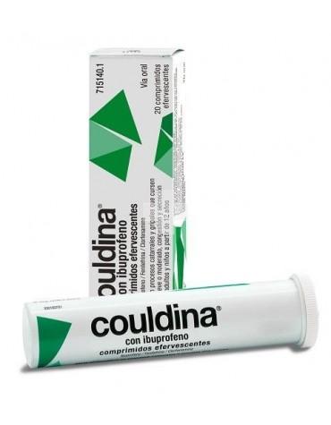 Couldina con Ibuprofeno 20 comp