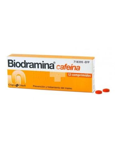 BIODRAMINA C 12 COMPRIMIDOS