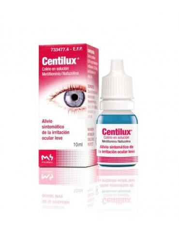 CENTILUX 0,25 mg/ml COLIRIO EN SOLUCION