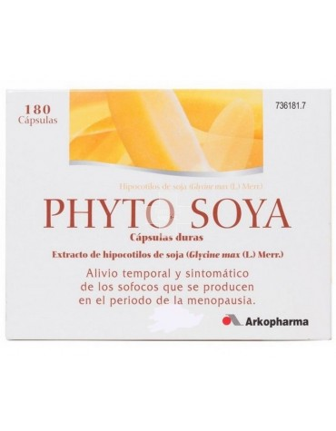 PHYTO SOYA 180 CAPS