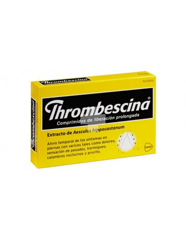 THROMBESCINA 50 COMP