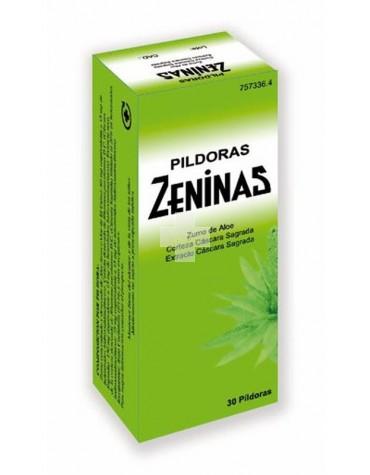 PILDORAS ZENINAS 30 PILDORAS LAXANTES