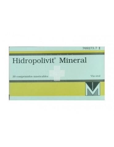 HIDROPOLIVIT MINERAL 30 COMP MAST