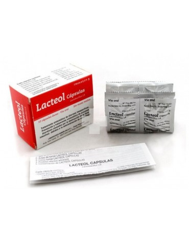 LACTEOL 10 CAPS
