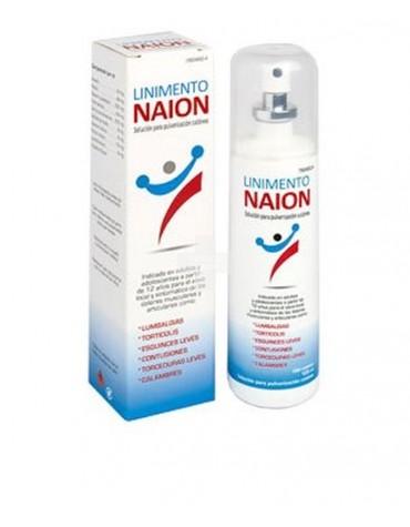 Linimento Naion solución para pulverización cutánea 125 ml