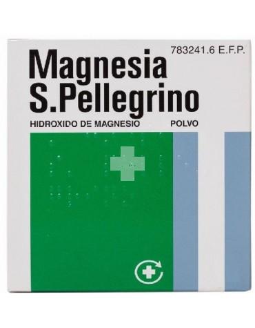 MAGNESIA S.PELLEGRINO 20 SOBRE