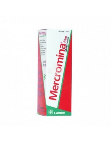 MERCROMINA FILM 30ML
