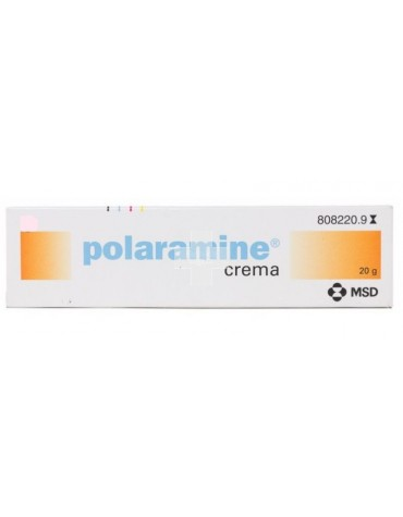 POLARAMINE CREMA 20 G