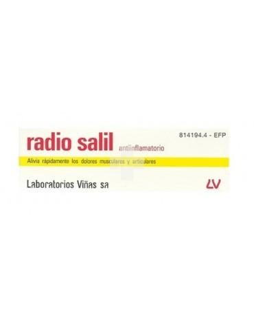 RADIO SALIL POMADA 30 G