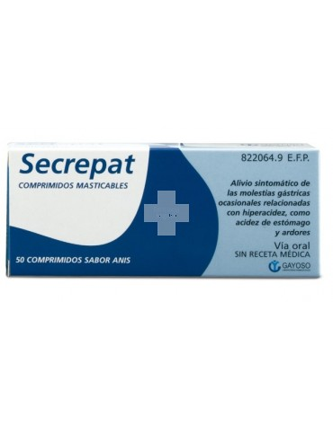 SECREPAT ANIS 50 COMP