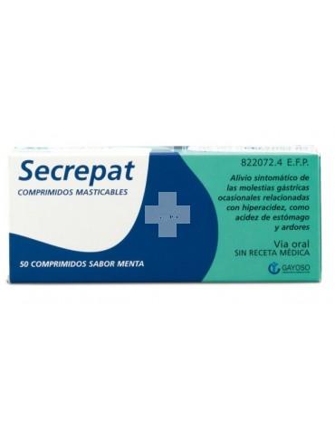 SECREPAT REFOR MENTA 50 COMP