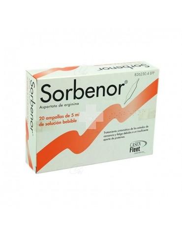 SORBENOR 1g SOLUCION ORAL