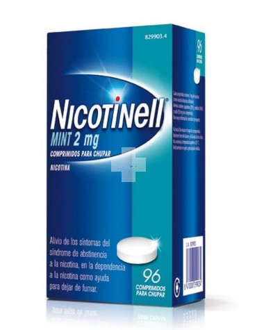 NICOTINELL 2 MG 96 COMP