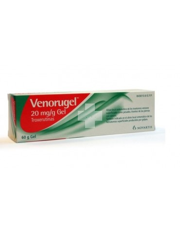 Venoruton 20 mg/g Gel 60 g