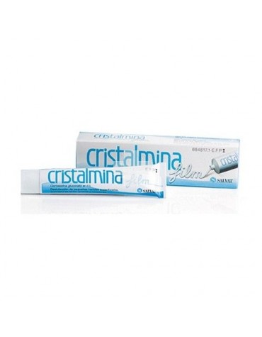 CRISTALMINA FILM 10 MG/G GEL 30 G