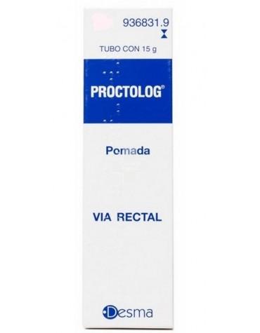 PROCTOLOG POMADA 15 G