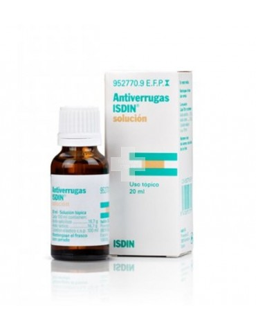 ANTIVERRUGAS ISDIN 20 CC