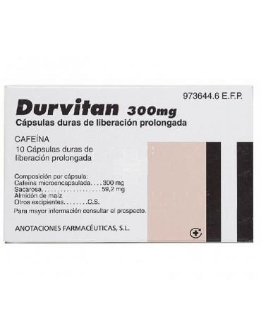 DURVITAN 10 CAPS