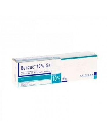 BENZAC/OXIDERMA 10% GEL 40 G