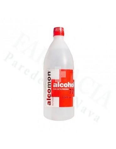ALCOMON REFORZADO 70º SOLUCION CUTANEA 1000 ml