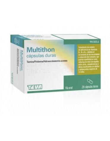 MULTITHOHN 28 CAPS