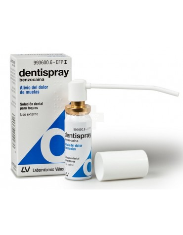 DENTISPRAY SOLUCION DENTAL 5 ML