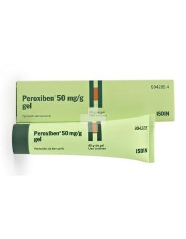 PEROXIBEN 5% GEL 60 G