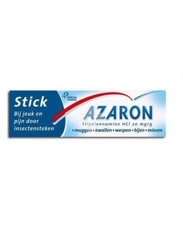 AZARON STICK 5'75 gramos