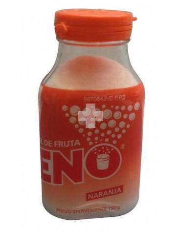 SAL DE FRUTAS ENO NARANJA FRASCO 150 G