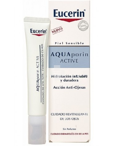 EUCERIN AQUAPORIN ACTIVE ACCION ANTIOJERAS 15 ML