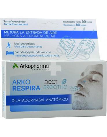 Arkopharma Dilatador Nasal Anátomico Arkorespira