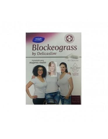 Blockeograss 60 cápsulas absorbe y neutraliza las grasas
