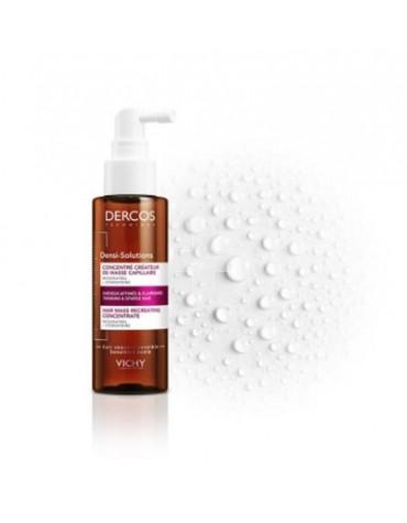 Dercos Densi Solutions Loción 100 ml, tratamiento sin aclarado para cabellos finos y poco densos.