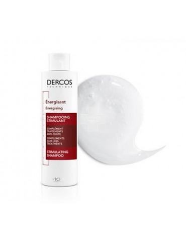 Dercos Champú Estimulante 400 ml, para combatir la caída del cabello.