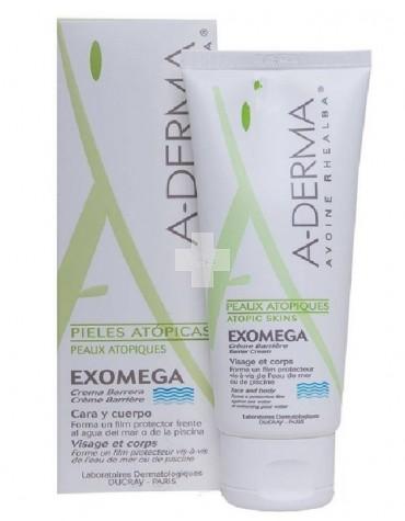 A-DERMA EXOMEGA CREMA BARRE 100