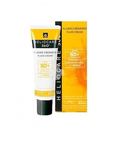 Heliocare 360º SPF 50 Fluido Cremoso Sunscreen