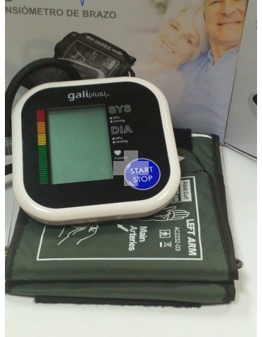 Tensiómetro de brazo Galiplus TMB 1491-A