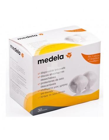 Medela Discos absorbentes desechables: 30 unid.