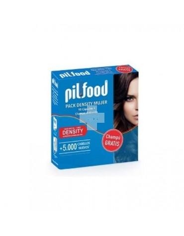 Pilfood Pack Density Mujer (90 cápsulas+champú)