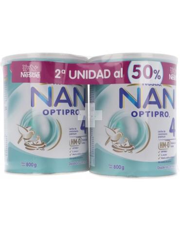 Nan 4 Optipro Pack Ahorro