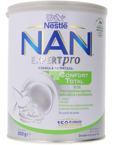 Nan Confort Total AC/AE 800 gr