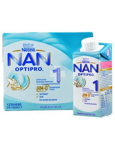 Nan Optipro 1 Pack Leche Lactantes