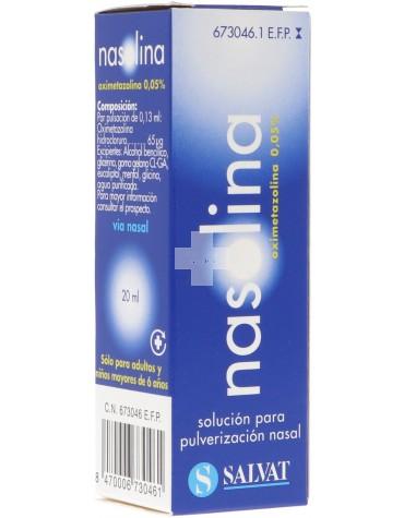 Nasolina 20 ml