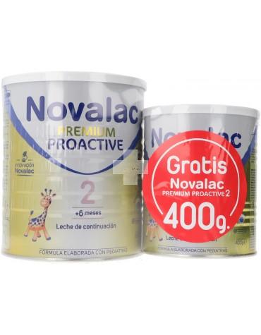 Novalac Proactive 2 800 gr + Gratis 400 gr