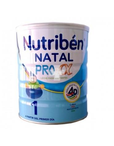 Nutribén natal 800 g leche sin aceite de palma desde el primer día