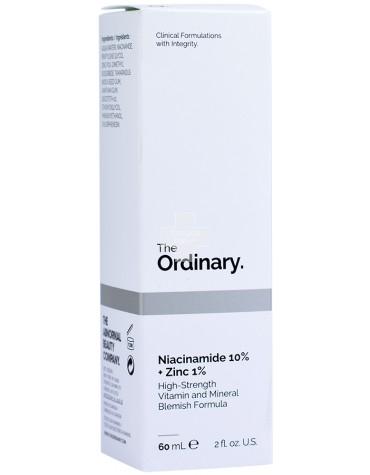 The Ordinary Niacinamida 10% Zinc 1% 60 ml